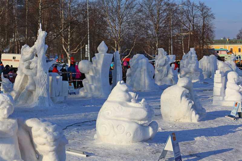 Международный зимний фестиваль «Гиперборея» - 20