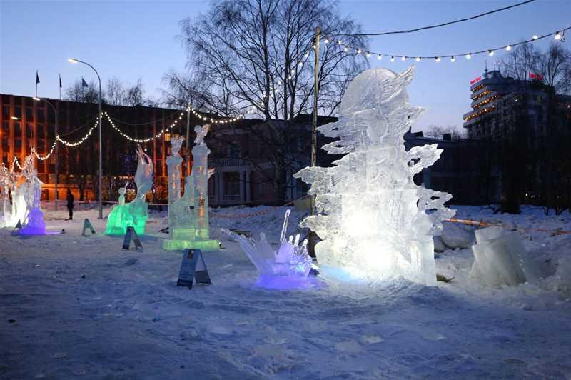 Международный зимний фестиваль «Гиперборея» - 30
