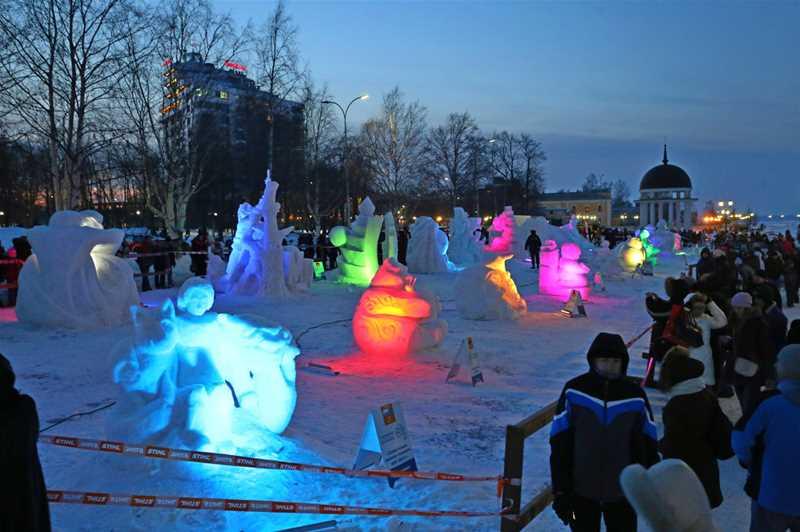 Международный зимний фестиваль «Гиперборея» - 32