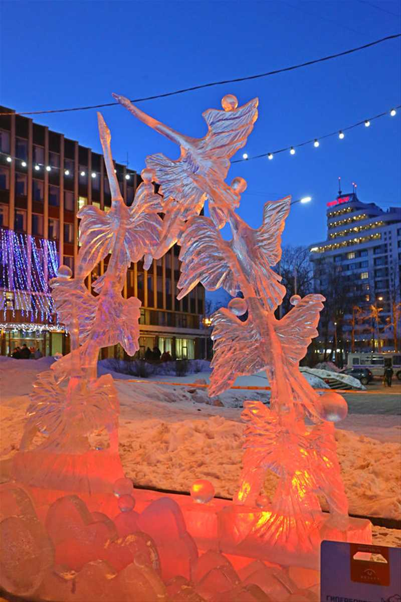 Международный зимний фестиваль «Гиперборея» - 34