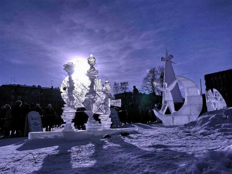Международный зимний фестиваль «Гиперборея» - 36