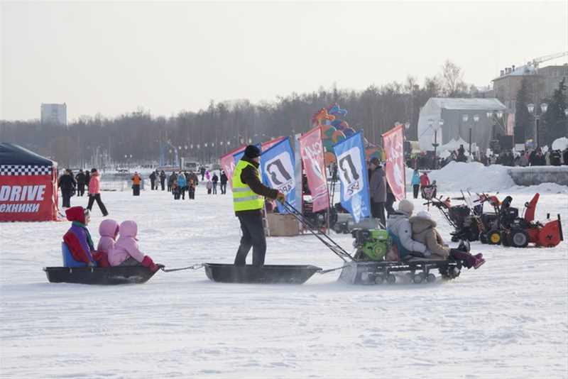Международный зимний фестиваль «Гиперборея» - 38