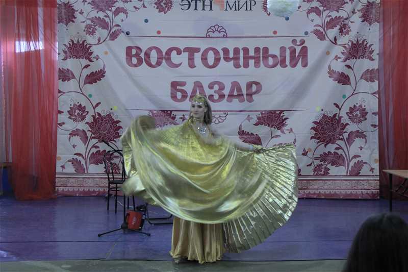 Праздник 'Восточный базар' - 6