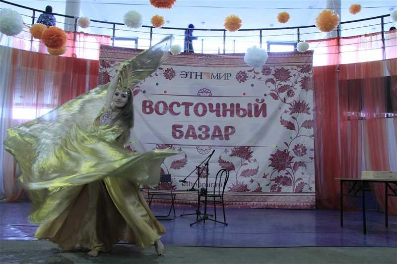 Праздник 'Восточный базар' - 7