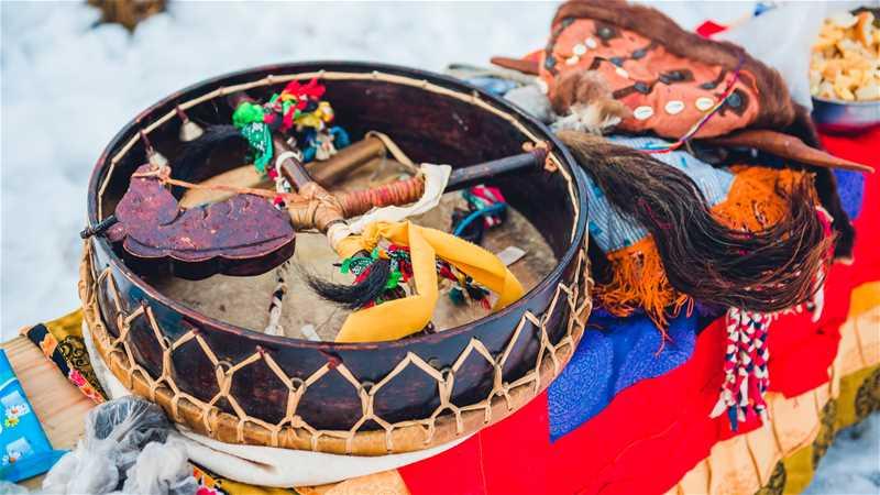 Праздник культур народов Севера, Сибири и Дальнего Востока «Северное сияние» - 1