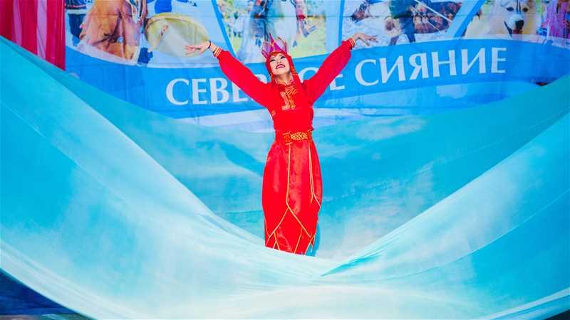 Праздник культур народов Севера, Сибири и Дальнего Востока «Северное сияние» - 3