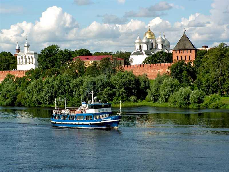 Экскурсия Кремль, Софийский собор, Ярославово Дворище - 1