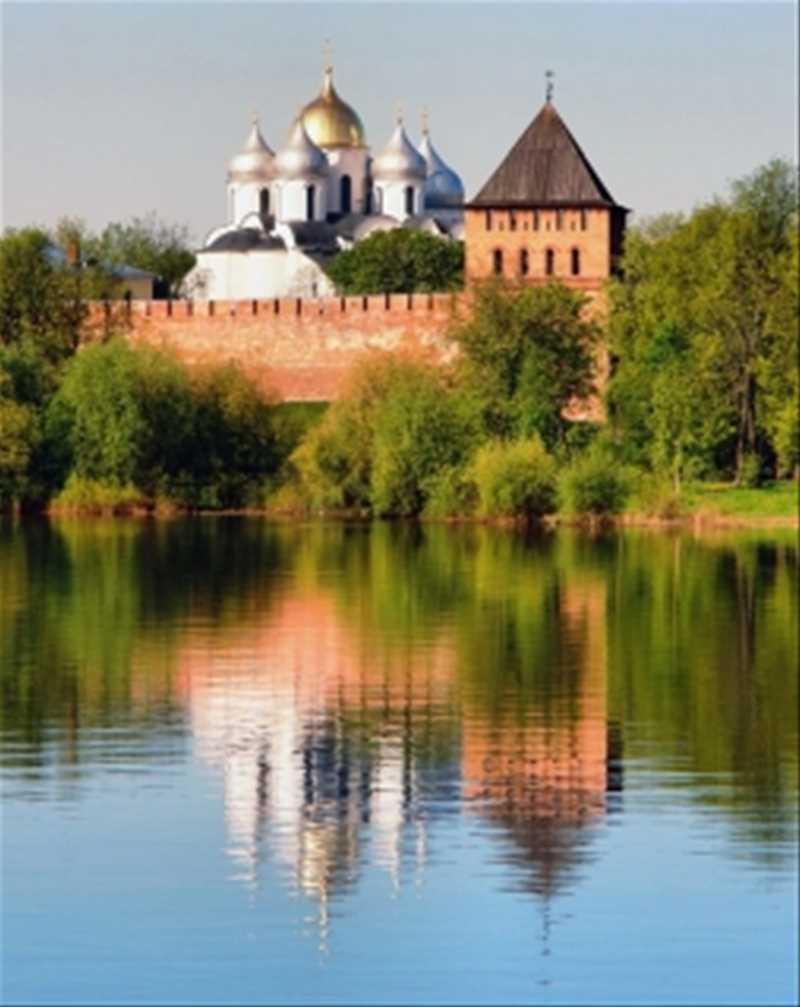 Экскурсия Кремль, Софийский собор, Ярославово Дворище - 2