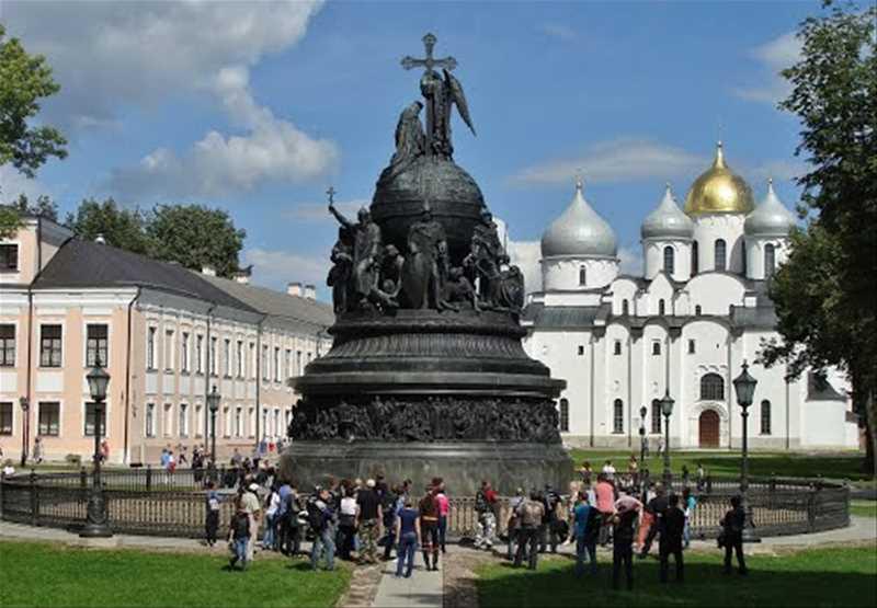 Экскурсия Кремль, Софийский собор, Ярославово Дворище - 4