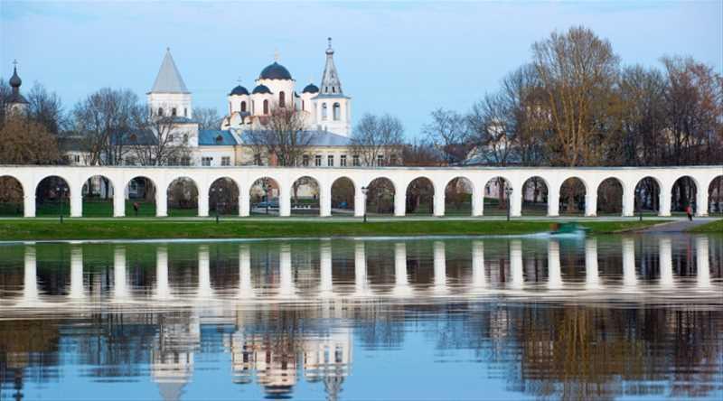 Экскурсия Кремль, Грановитая палата, Ярославово Дворище - 1