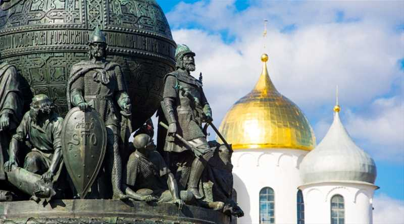 Экскурсия Кремль, Грановитая палата, Ярославово Дворище - 2