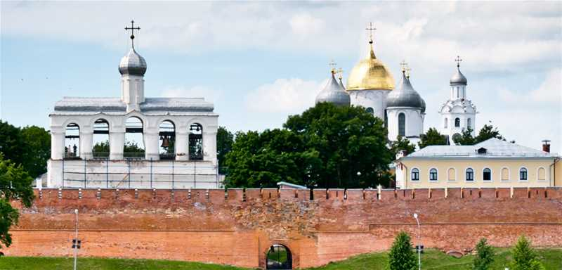 Экскурсия Кремль, Грановитая палата, Ярославово Дворище - 4