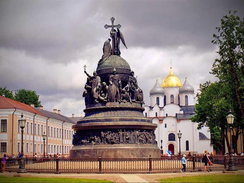 Экскурсия Кремль, Грановитая палата, Ярославово Дворище - 5
