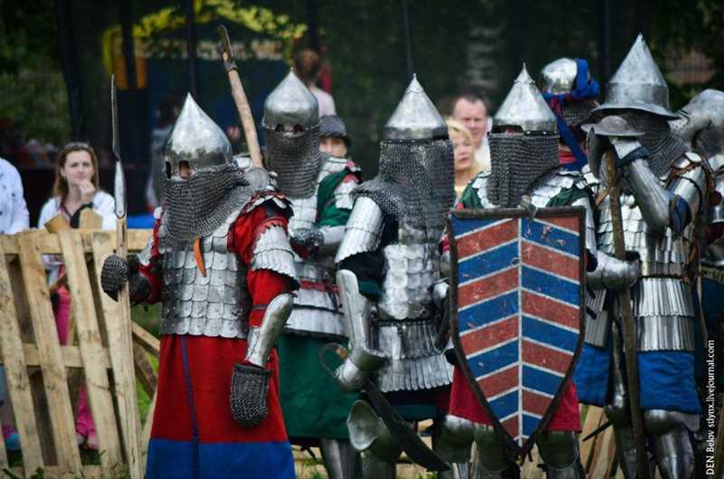 Окунуться в эпоху Средневековья на Вологодчине