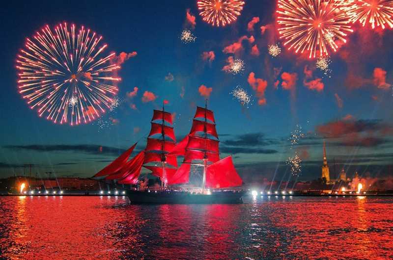 Праздник «Алые паруса» признан лучшим городским событием