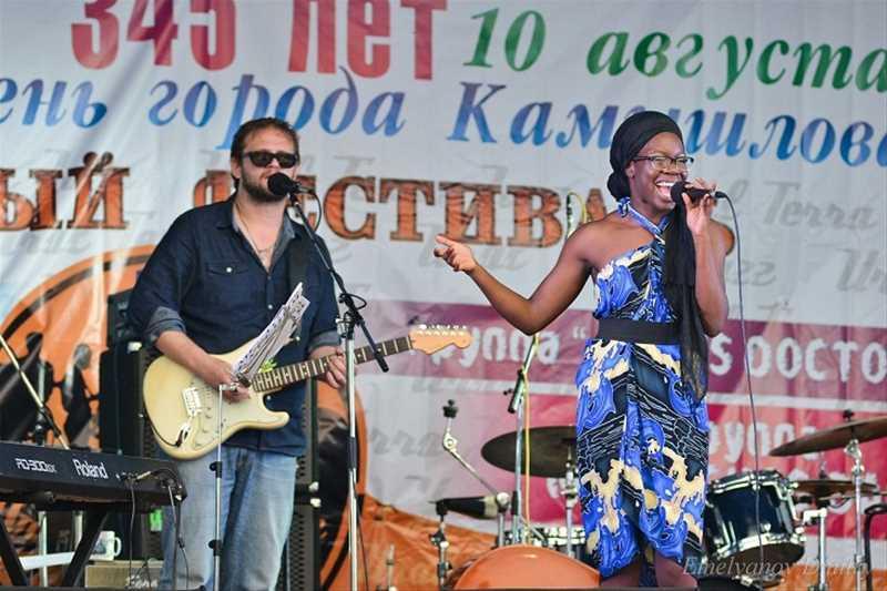 Джазовый фестиваль 'UralTerraJazz'  - 3