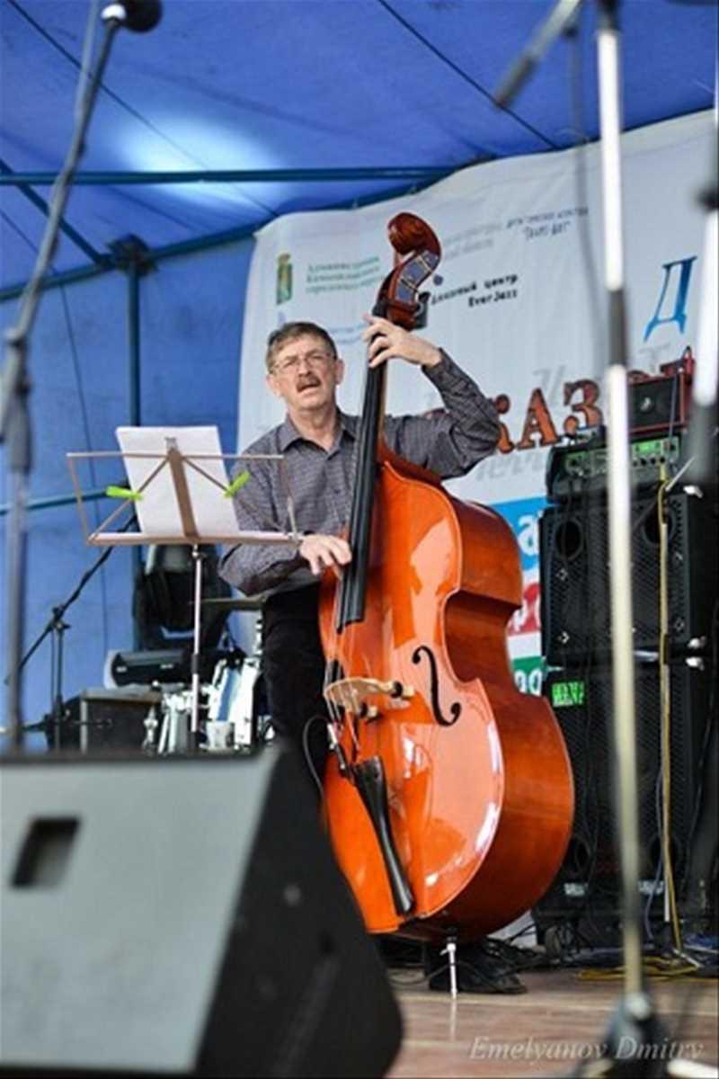 Джазовый фестиваль 'UralTerraJazz'  - 4