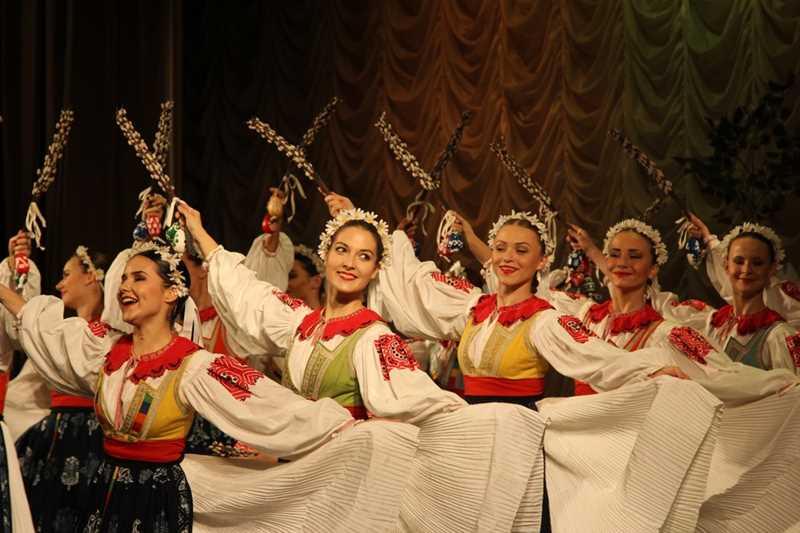 IX Международный фольклорный фестиваль  «ИНТЕРФОЛК» в России - 1