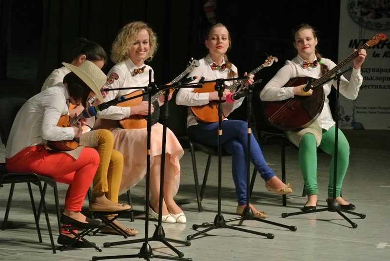 IX Международный фольклорный фестиваль  «ИНТЕРФОЛК» в России - 2