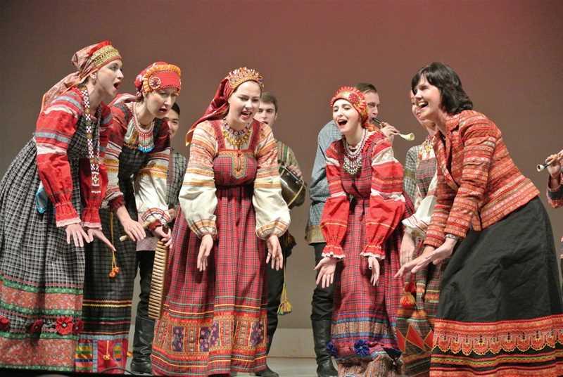 IX Международный фольклорный фестиваль  «ИНТЕРФОЛК» в России - 4