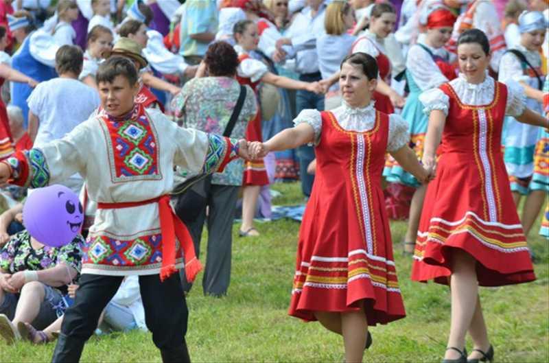 Ежегодный фестиваль кузнечного мастерства 'Кузьминки в Торжке' - 11