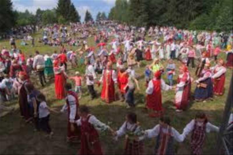 Ежегодный фестиваль кузнечного мастерства 'Кузьминки в Торжке' - 13
