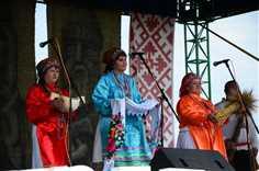 Межрегиональный фестиваль мордовской культуры «Кургоня»