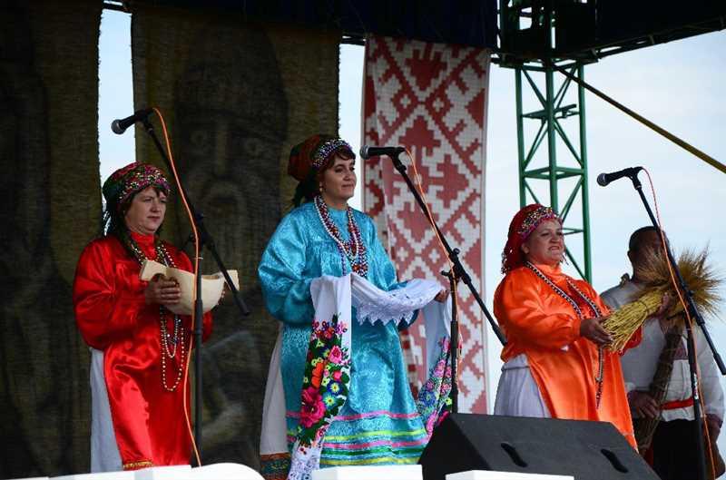 Фестиваль мордовской культуры «Кургоня» - 1