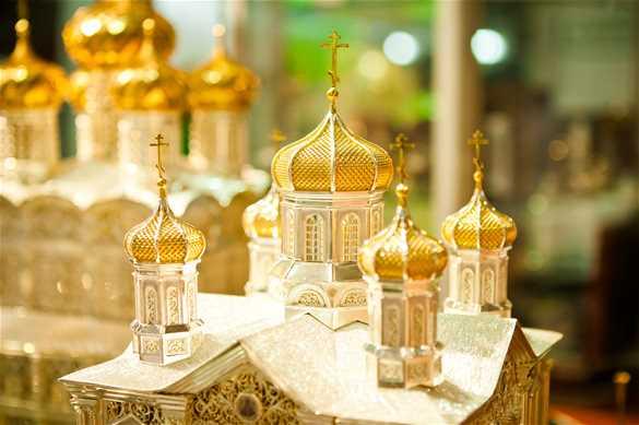 Ювелирный фестиваль «Золотое кольцо России»