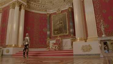 Выставка Яна Фабра 'Рыцарь отчаяния – воин красоты'
