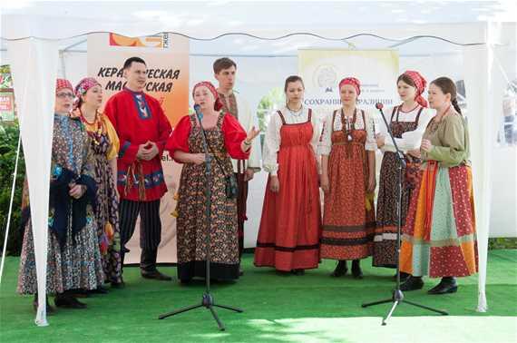 Фестиваль 'Ремесло и мастерство Раменья'