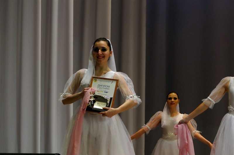 Региональный   фестиваль хореографического творчества «Палитра танца» - 1