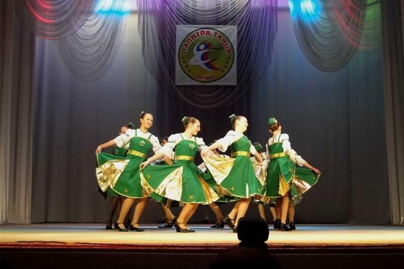 Региональный   фестиваль хореографического творчества «Палитра танца» - 3