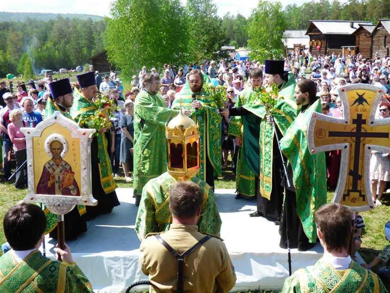 День Святой Троицы - 1