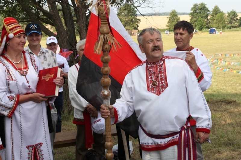 Национально-фольклорный праздник «Раськень Озкс» - 3