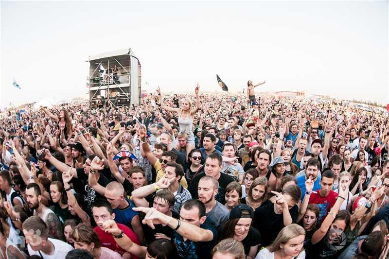 Рок-фестиваль «Чернозём» - 3