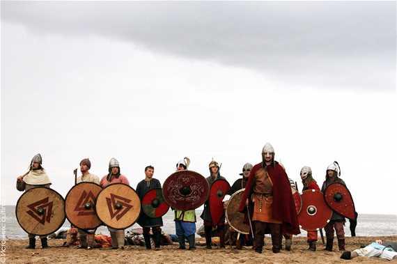 Multiregional historical festival 'Bylina Beloozero'