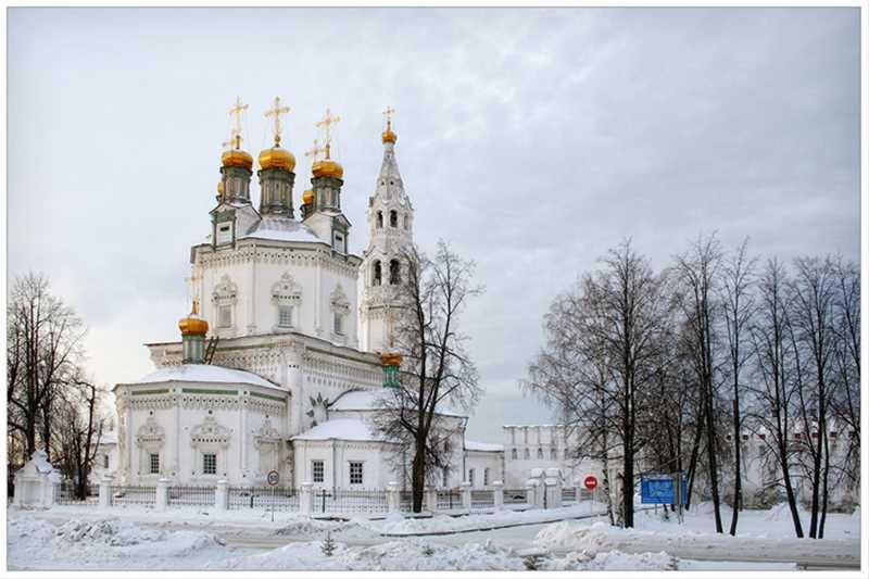 Верхотурская Рождественская ярмарка  - 2