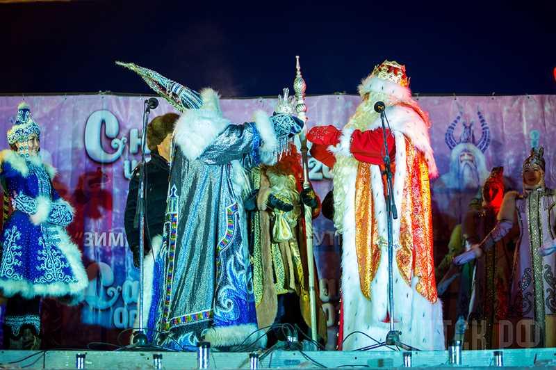 Фестиваль  «Зима начинается с Якутии» - 1