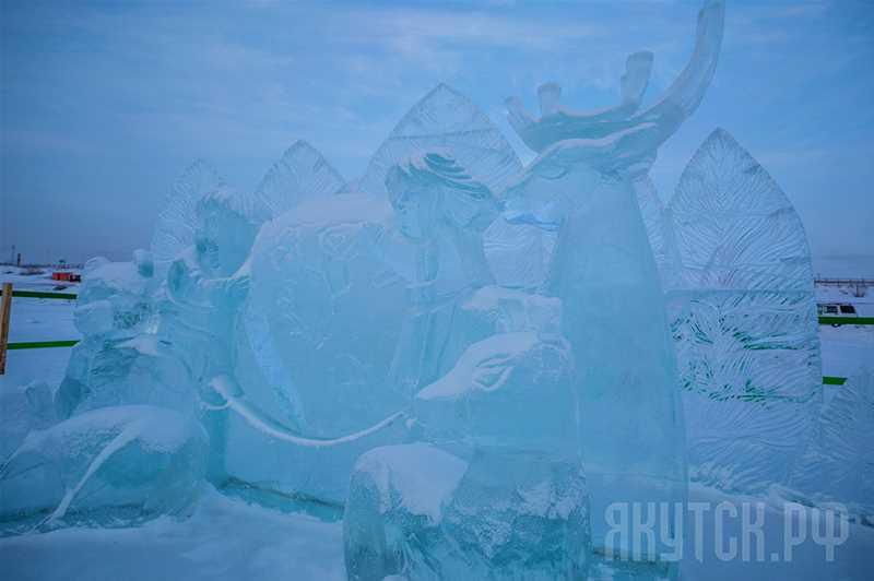 Фестиваль  «Зима начинается с Якутии» - 2