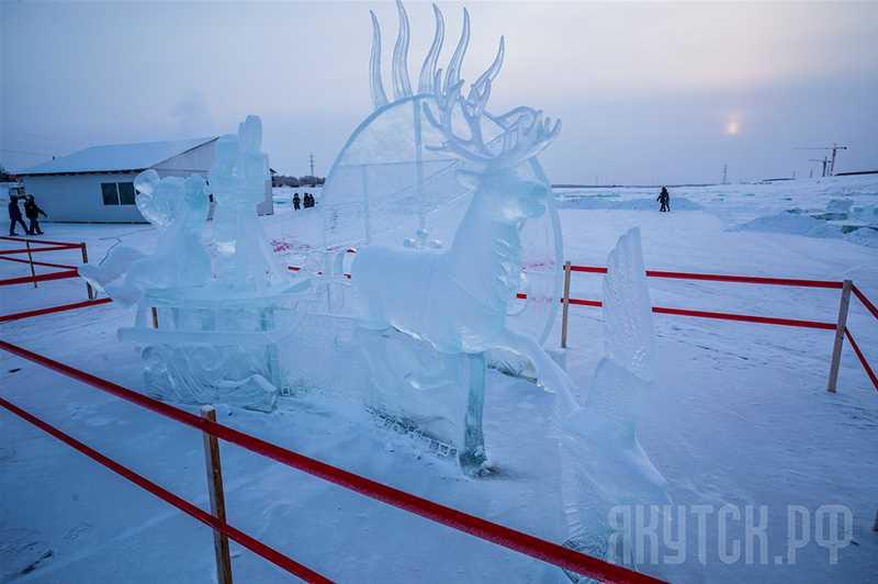 Фестиваль  «Зима начинается с Якутии» - 3