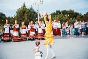 Культурно-социальный проект «Волжская палитра»