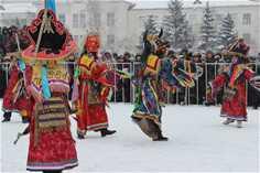 Шагаа – национальный тувинский праздник Нового года