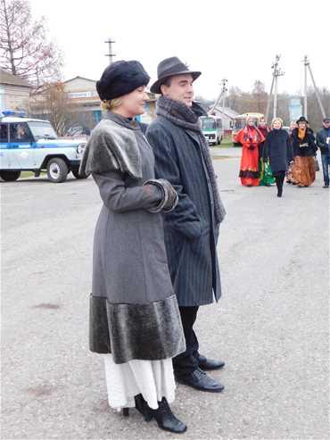 Литературный фестиваль «Бунинская деревня»