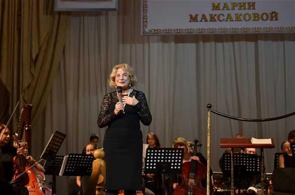 Международный фестиваль вокального искусства им. Валерии Барсовой и Марии Максаковой