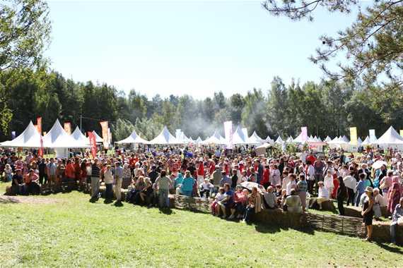 Международный Фестиваль стола