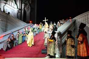 Русские оперы в Астраханском кремле