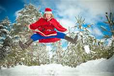 Зимний фестиваль «Олонецкие игры Дедов Морозов»