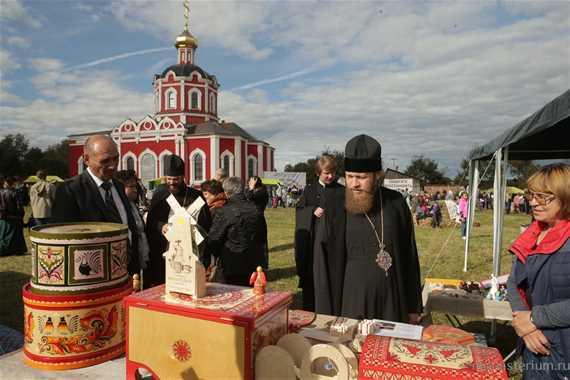 Ежегодный православный фестиваль «Подворье»