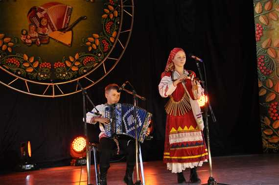 Гармоника – душа России
